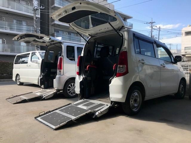 軽自動車の福祉車両