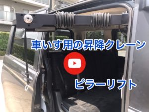 車いす昇降装置・動画