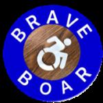 BRAVE BOAR株式会社ロゴ