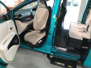 シエンタHV・トヨタの福祉車両