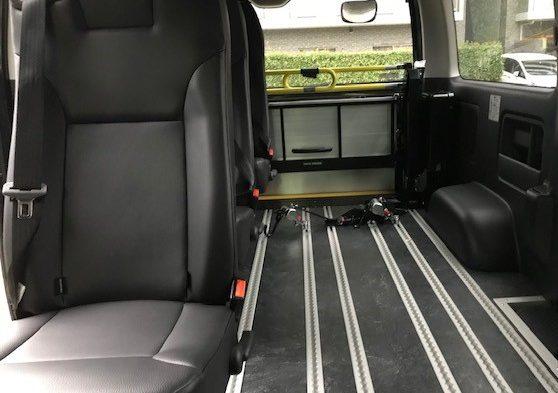 福祉車両改造・ハイエース