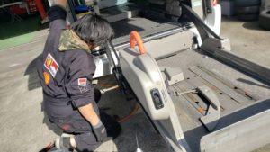 福祉車両の整備