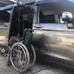 福祉車両改造・ステップワゴン・車いす昇降装置