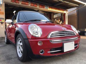 MINI・福祉車両改造