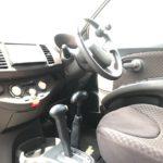 福祉車両改造・手動運転装置・マーチ