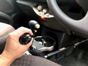 福祉車両改造・マーチ