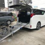 スロープ 福祉車両 改造