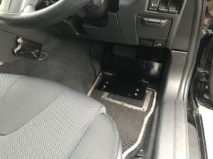 福祉車両改造・手動運転装置・アクセルリング&ブレーキレバー・RX-8